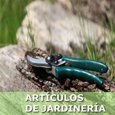 aRTÍCULOS DE JARDINERÍA