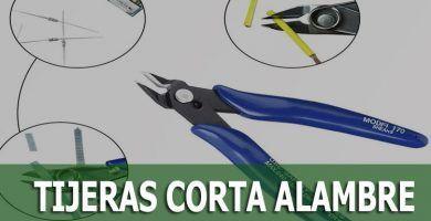 tijeras corta alambre