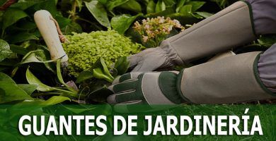 guantes de jardineria