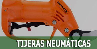 tijeras neumaticas